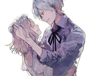 anime, diabolik lovers, and yui image