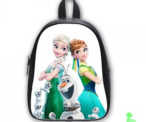 backpack, cartoon, and school bags image