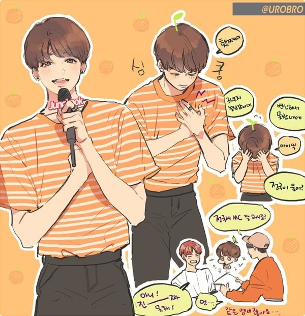 65 Images About Taekook Fanart On We Heart It See More About Vkook Bts And Jungkook