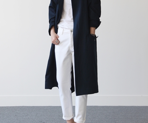 fashion, white, and chic image