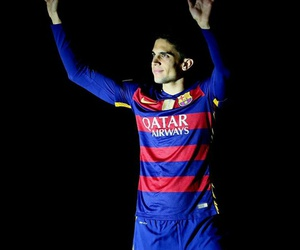 fc barcelona and marc bartra image