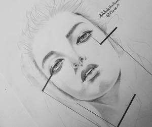 art, arte, and girl image