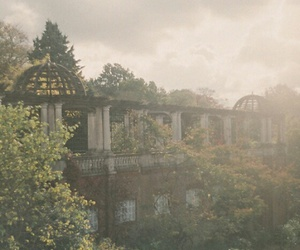 architecture, garden, and nature image