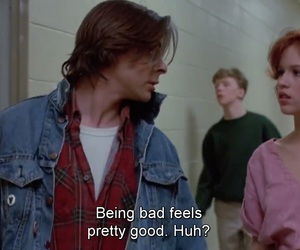 movies, The Breakfast Club, and 80s image