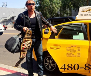 wrestling, wwe, and dean ambrose image