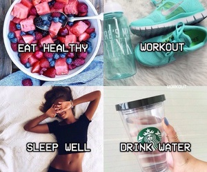 fitness and health image