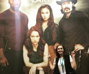 i mean what, wynonna earp, and wayhaught image