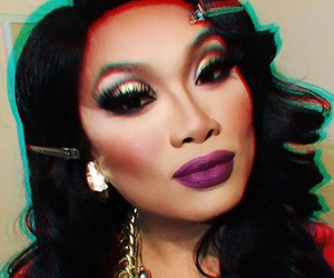 drag queen, jujubee, and rupauls drag race image