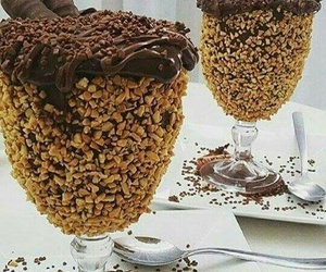 chocolate, delicius, and eat image