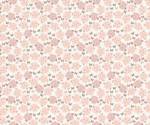 owl, pattern, and pink image