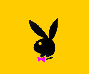 colorful, Playboy, and bunny head image