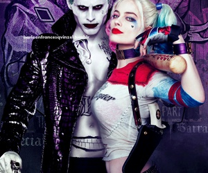 harley quinn, the joker, and mad love image