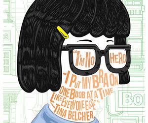 cartoon, wallpaper, and bob's burgers image