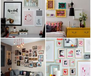 ideas, posters, and gallerie wall image