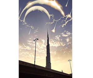 arab, arabs, and burj image