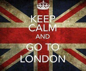 keep calm, quotes, and london image