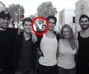 tyler posey, dylan o'brien, and tyler hoechlin image
