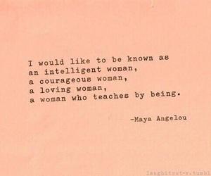 quotes, woman, and maya angelou image