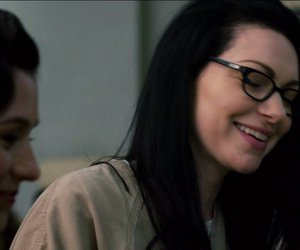 gif, laura prepon, and orange is the new black image