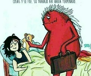 monster and frases image