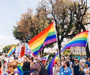 bisexual, equal rights, and queer image