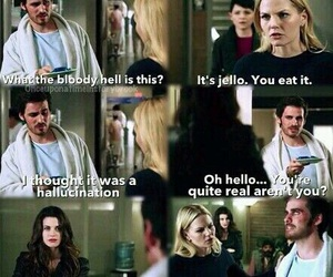 hook, jello, and once upon a time image