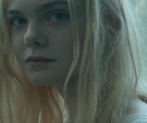 Elle Fanning and grunge image