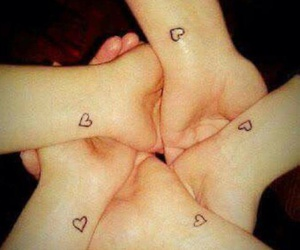 5, bff, and love image