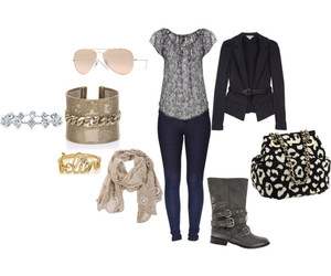black, Polyvore, and around the teenagers image