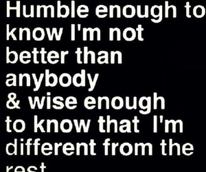 quotes, humble, and wise image