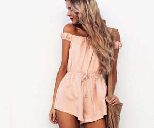 blonde, fashion, and lookbook image