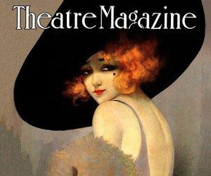 magazine and theatre image