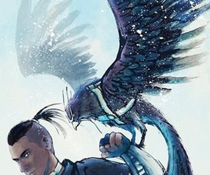 avatar, bird, and anime image