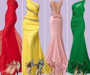 dress, iloveit, and love image