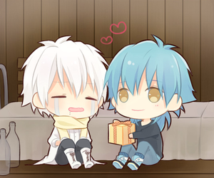 bl, Boys Love, and chibi image