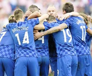 Croatia, euro2016, and proudtobecroat image