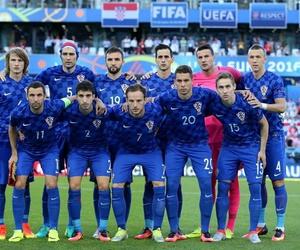 football and Croatia image