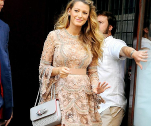 actress, beauty, and blake lively image