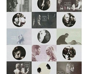 ship, caroline forbes, and joseph morgan image