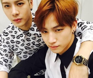 got7, JB, and jackson image