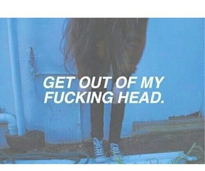 girl, quote, and grunge image