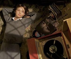an education, vintage, and Carey Mulligan image
