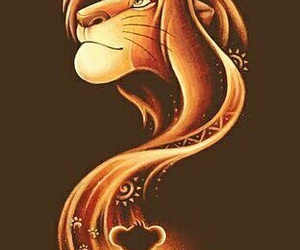 lion, wallpaper, and disney image