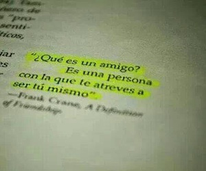 amigos, friends, and frases image