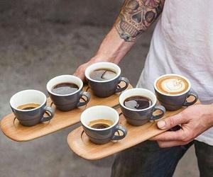 coffee and tattoo image