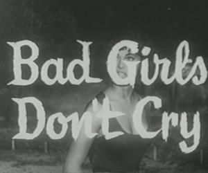 girl, cry, and bad image