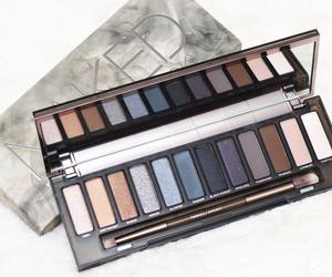 makeup, naked, and girl image