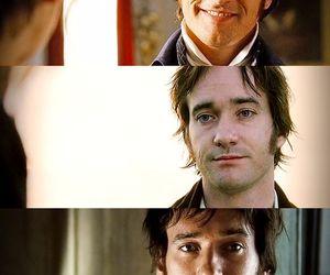 pride and prejudice, handsome, and mr darcy image