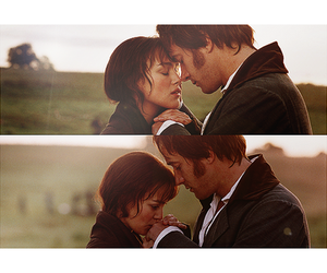 pride and prejudice, elizabeth bennet, and movie image