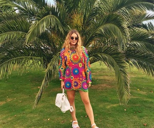 fashion, hippie, and outfit image